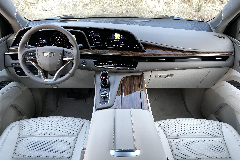 2021 Cadillac Escalade Diesel