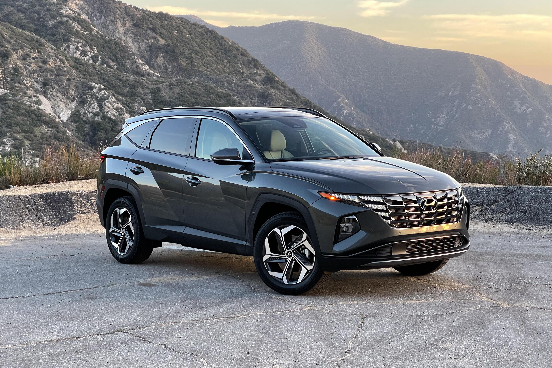 2022 Hyundai Tucson Limited AWD