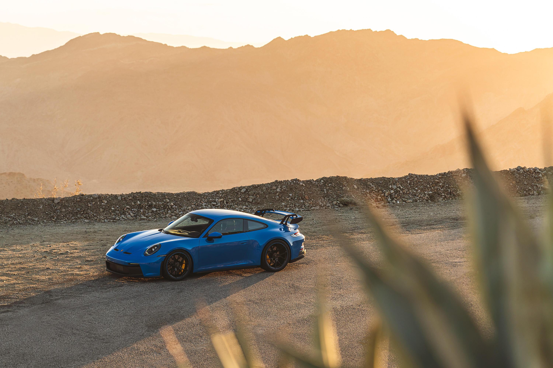 2022 Porsche 911 GT3 - rear end