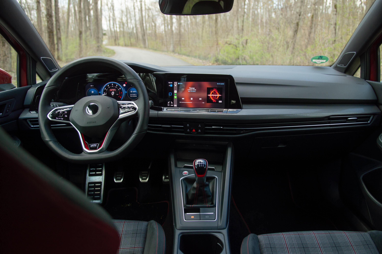 2022 VW GTI