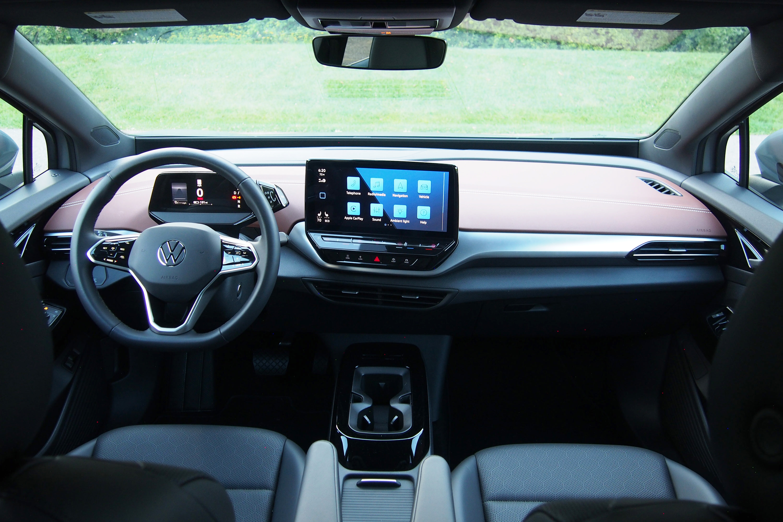2022 Volkswagen ID 4 Pro S - interior