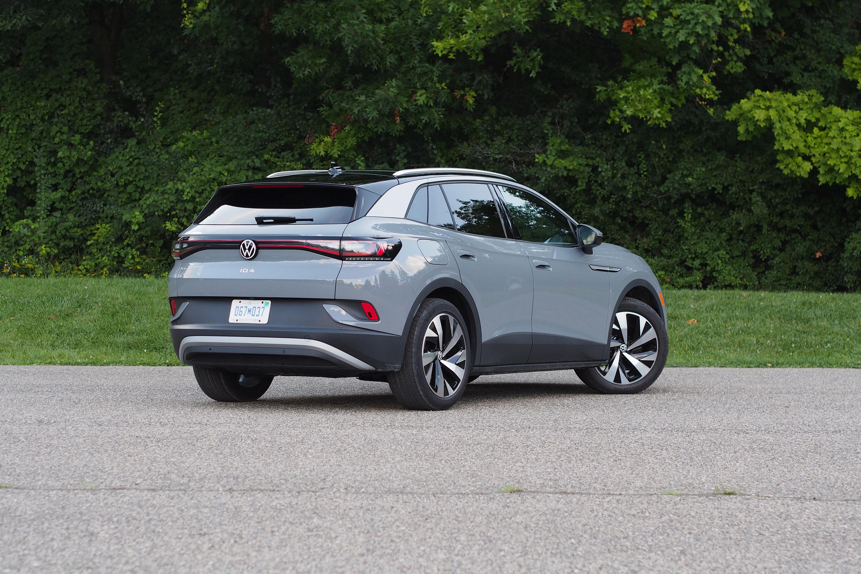 2022 Volkswagen ID 4 Pro S - rear