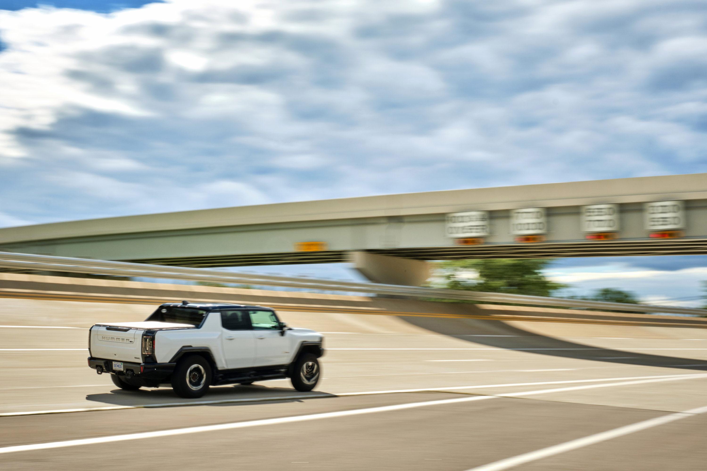 2022 GMC Hummer EV Pickup Engineering Prototype Drive - WTF