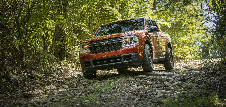 2022 Ford Maverick FX4 off-road