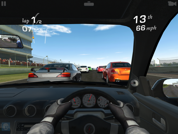 Electronic Arts Real Racing 3 (Android)