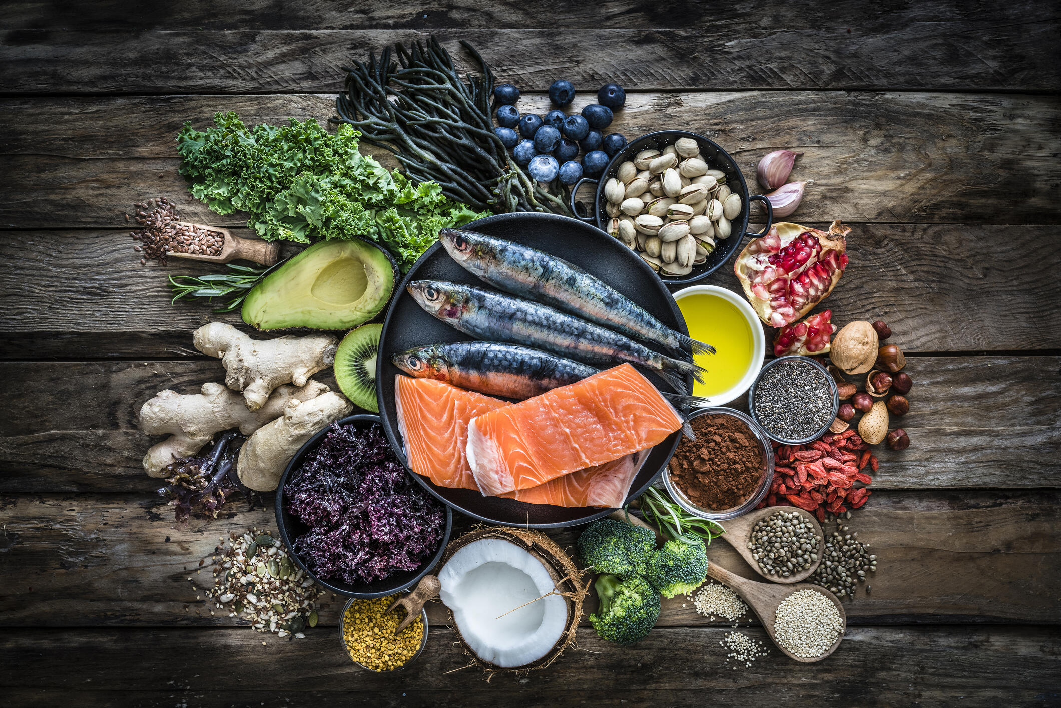 5 foods high in antioxidants (and why you should eat them) - CNET