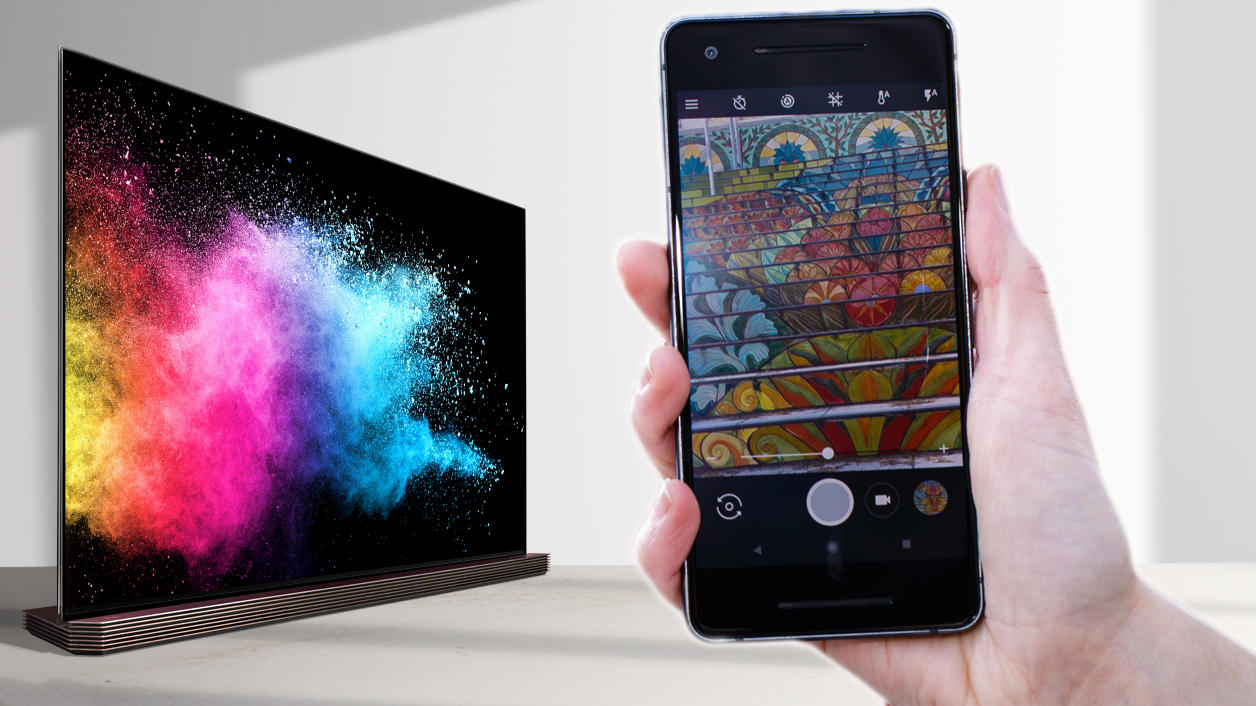 Phone OLED vs TV OLED: What's the difference? - CNET
