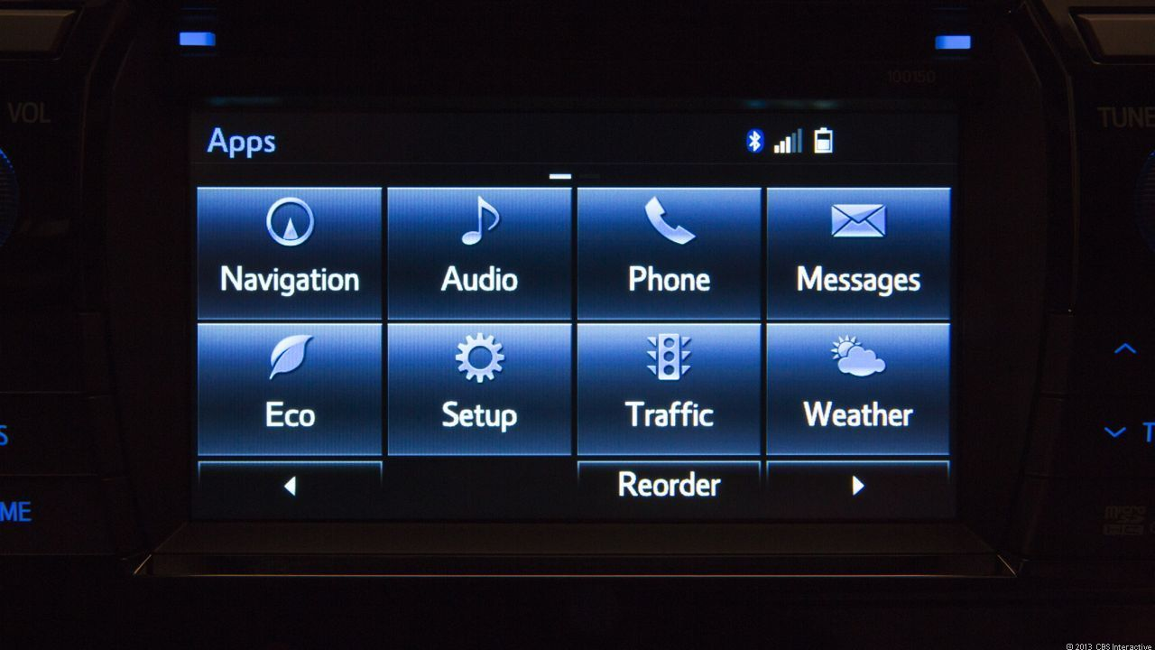 Apps and navigation