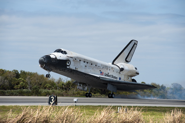 Commercial spacecraft will replace NASA's shuttle program.
