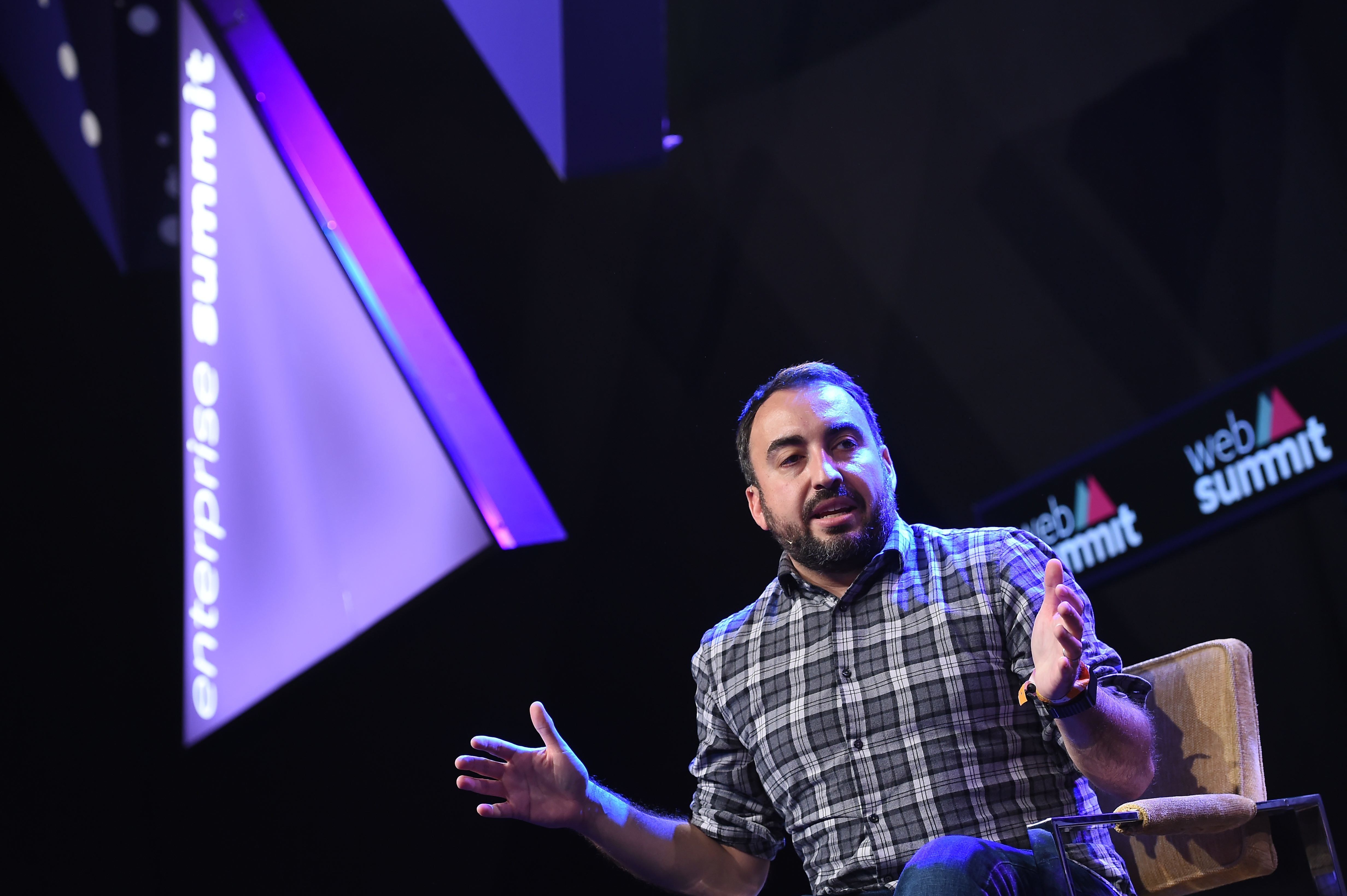 """Facebook's Alex Stamos: """"Safety is a different word to security."""""""