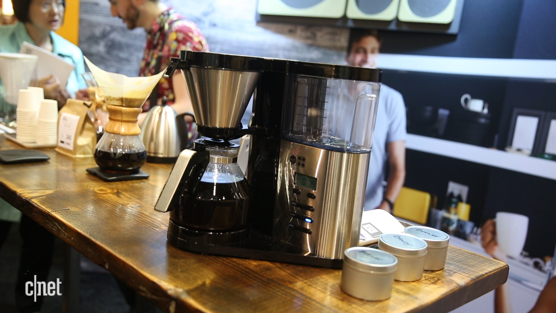Video: Meet the new Motif line of advanced coffee machines