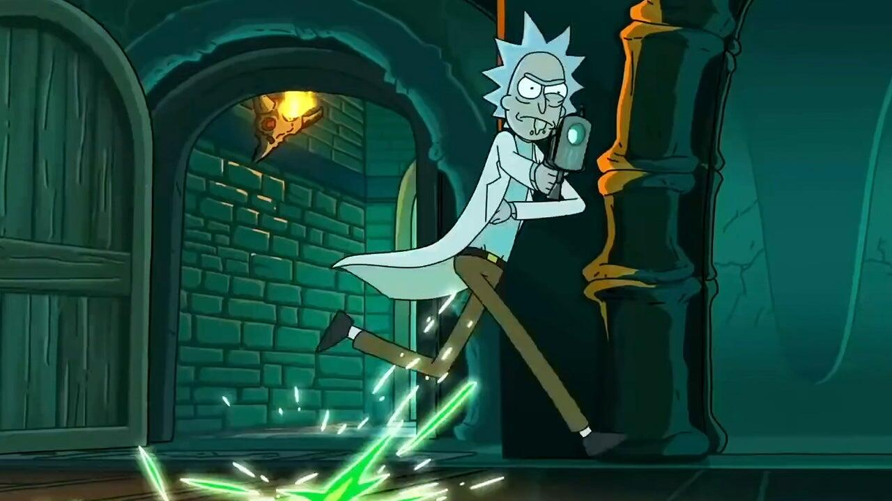 never-ricking-morty