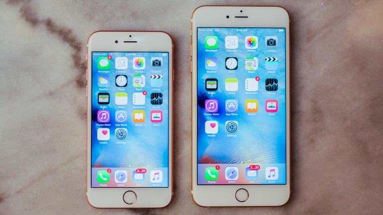 The iPhone 6S and 6S Plus successors could double sotrage to 256GB.
