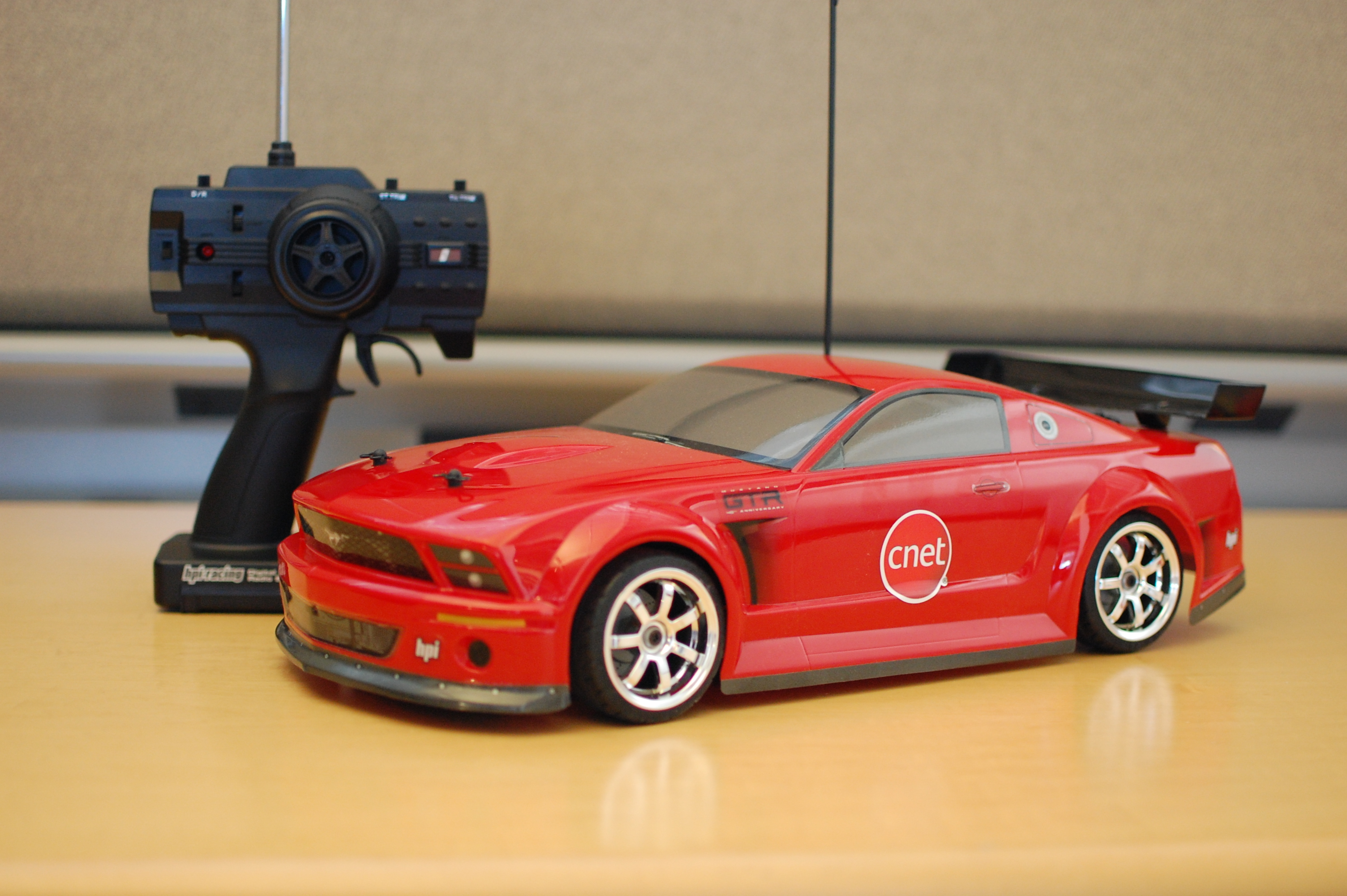 The HPI Racing E10 RTR is a good entry point into the world of R/C cars.