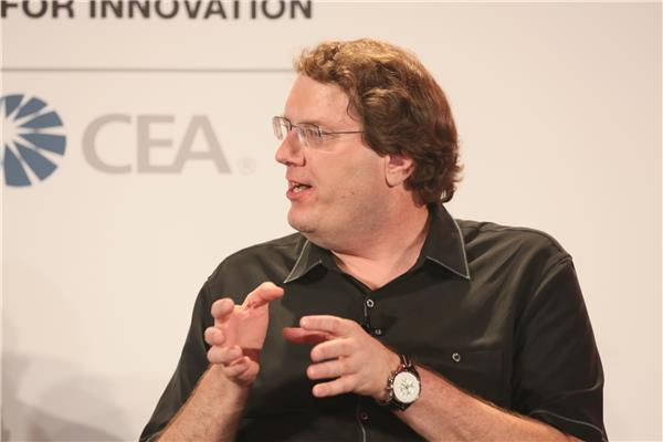 Mike Bell, VP and GM of new devices group at Intel