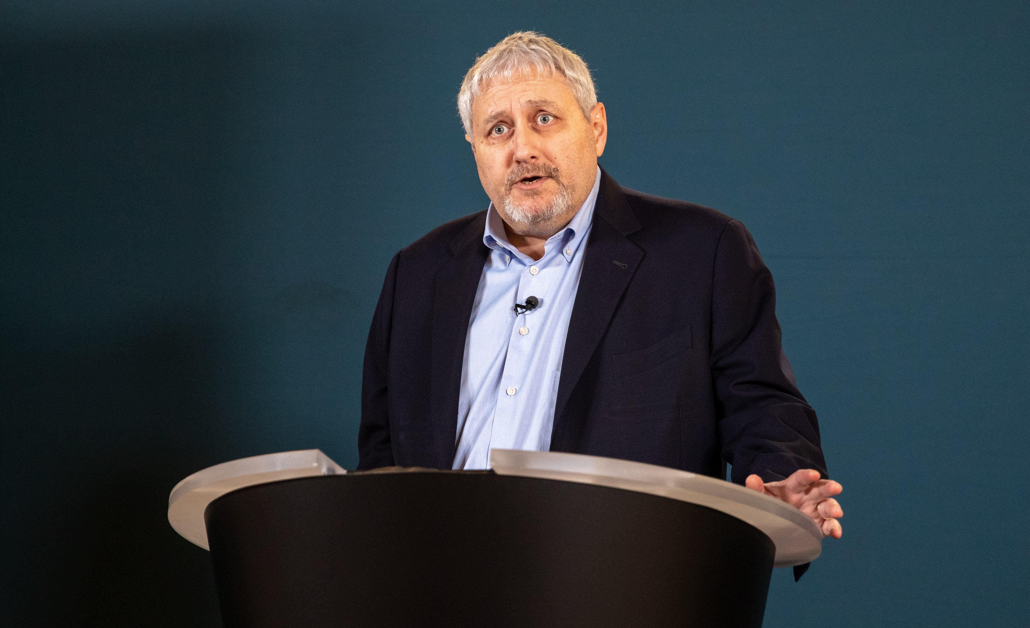 Lawrence Livermore National Laboratory Director Bill Goldstein