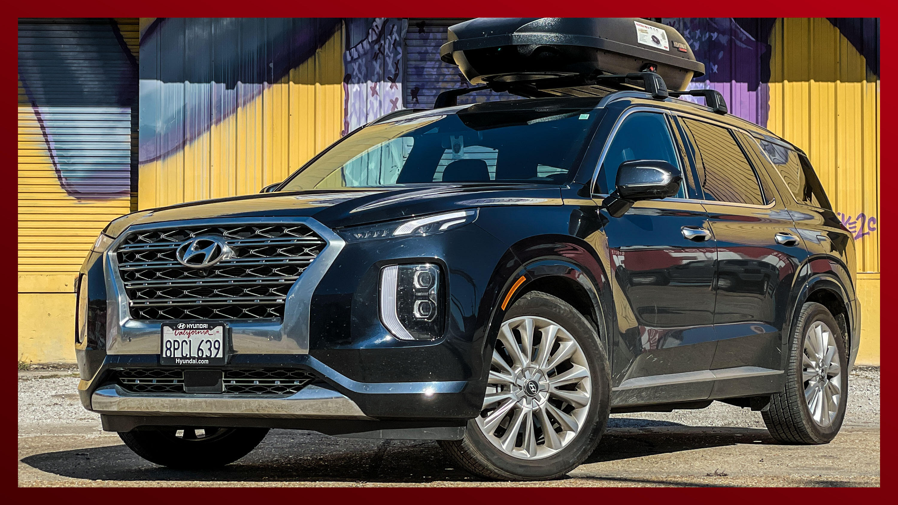 Video: Hyundai Palisade: Long-term impressions after a year and 13,500 miles