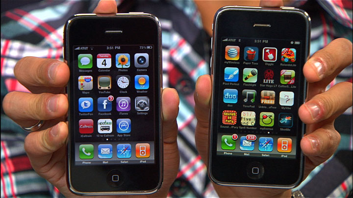 Video: Share your purchased iPhone apps on multiple devices