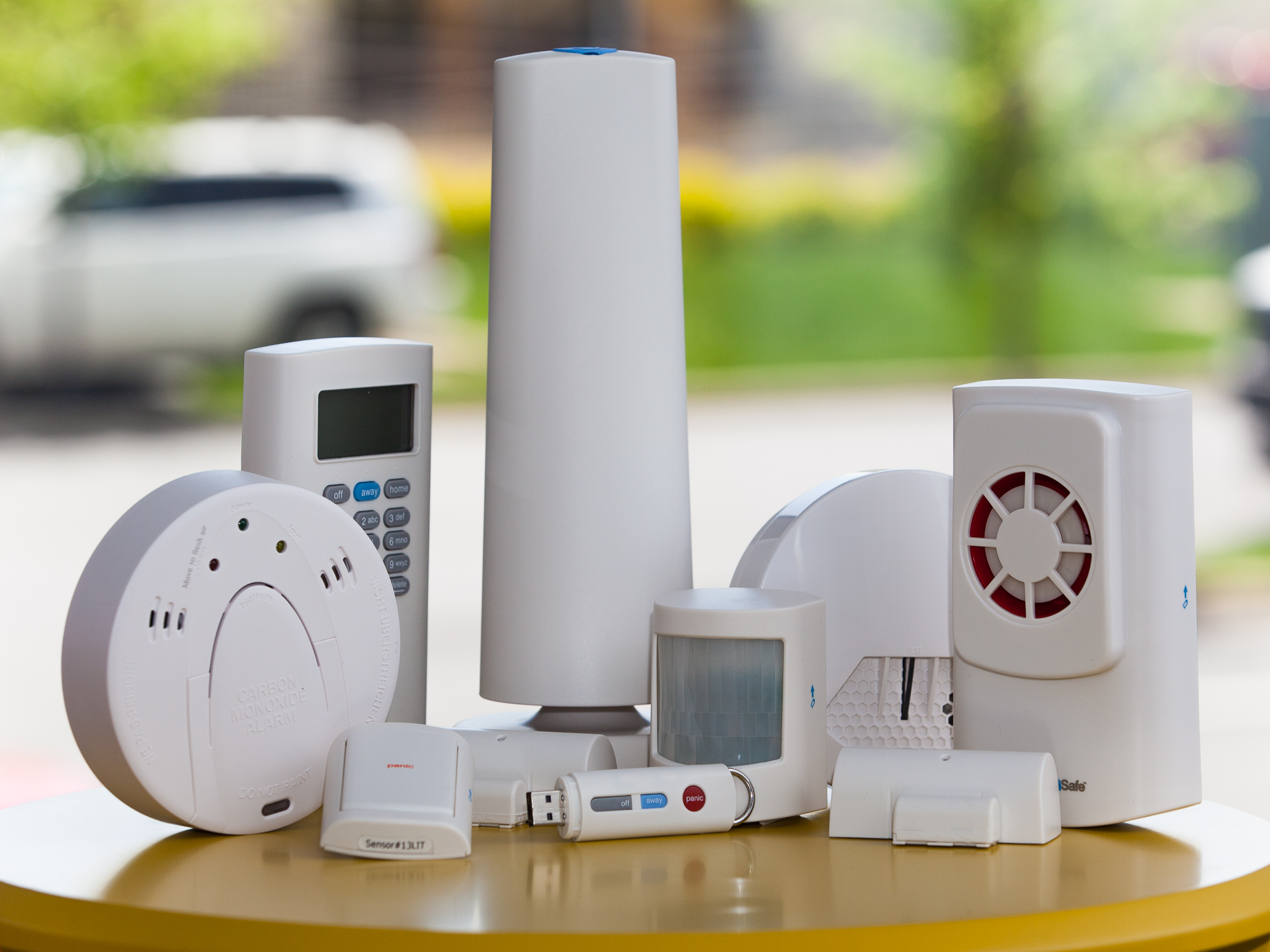 SimpliSafe Home Security Economy Package