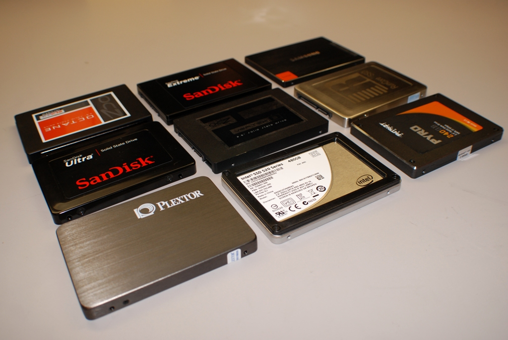 Using an SSD like one of these will greatly improve your computer's performance.