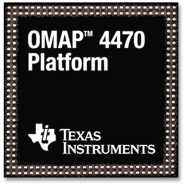 TI's OMAP processors had been used in Motorola Droid phones and Amazon Kindle Fire tablets.