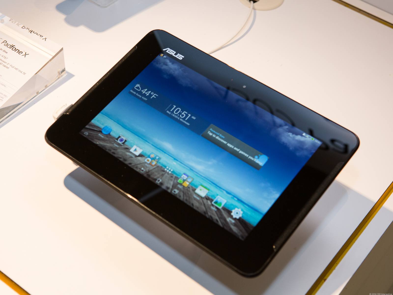 AT&T's Asus PadFone X