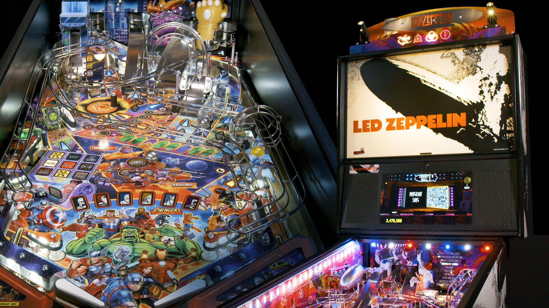 Video: Stern Pinball showcases new games at CES 2021