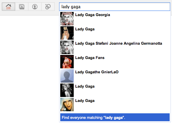 Will the real Lady Gaga on Google+ please stand up?
