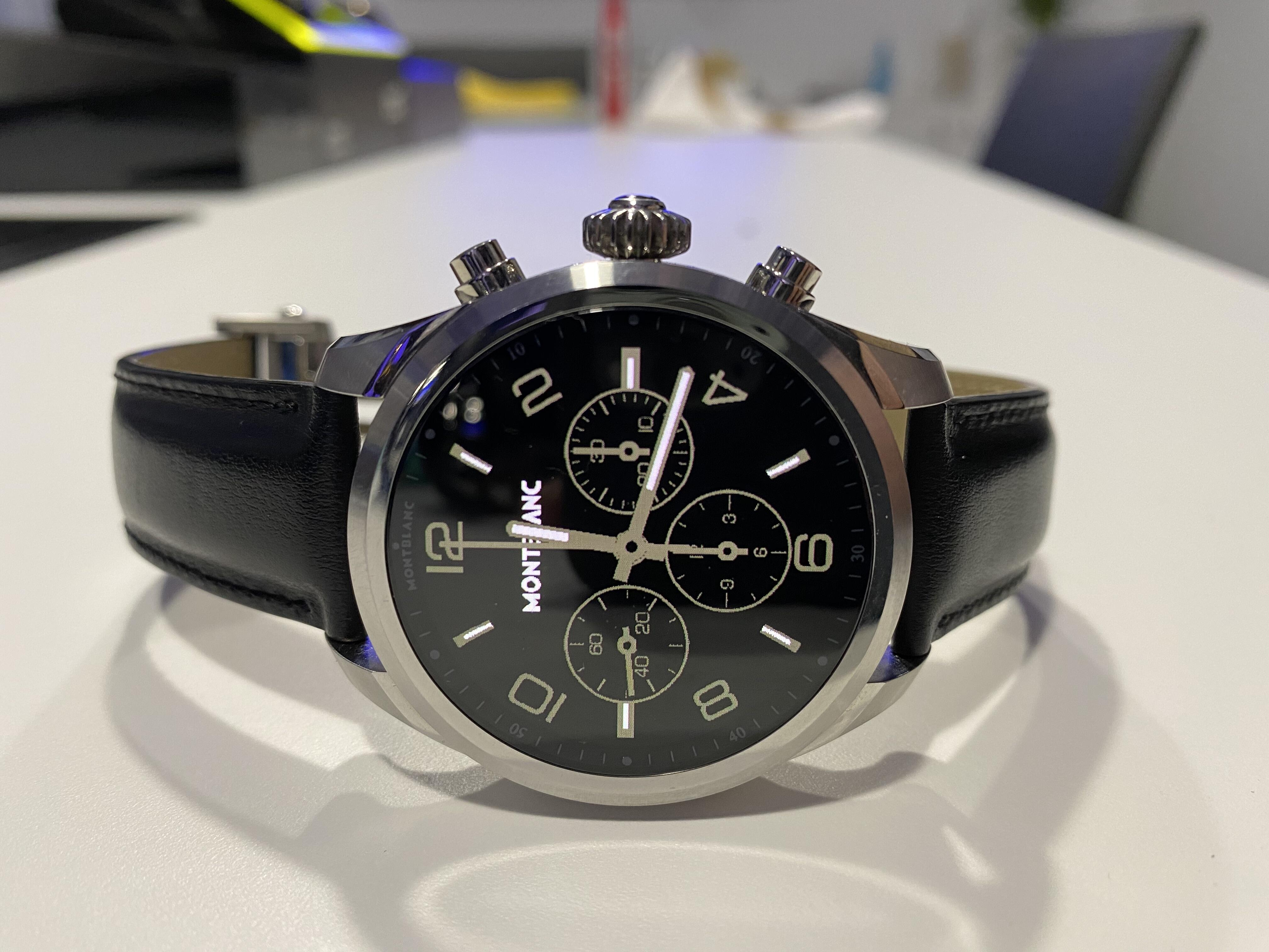 <p>Montblanc's newest eSIM cellular WearOS watch hints at more eSIM watches to come.</p>