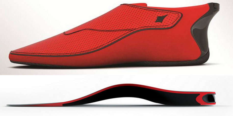 Lechal shoe and insole