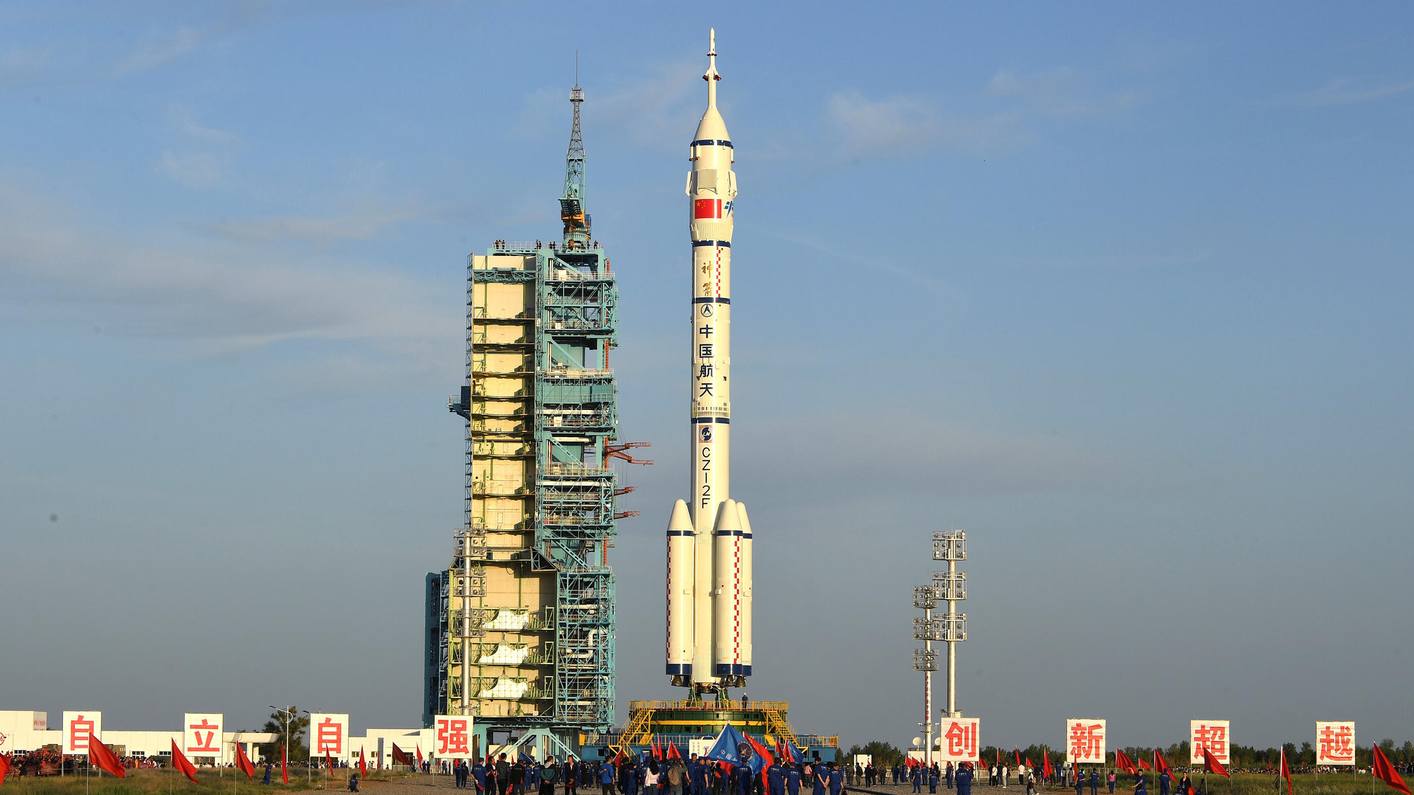Three Chinese astronauts to launch into a new space station this week: what you need to know