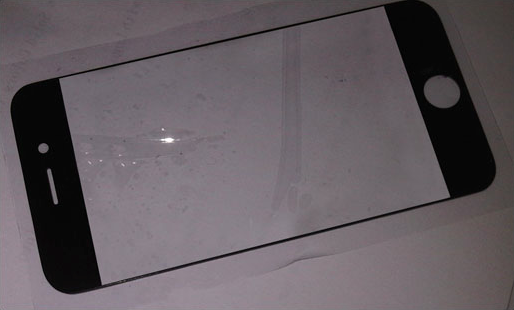 Remember this purported bezel for a next-generation iPhone with a larger display. The rumor behind it lives on.