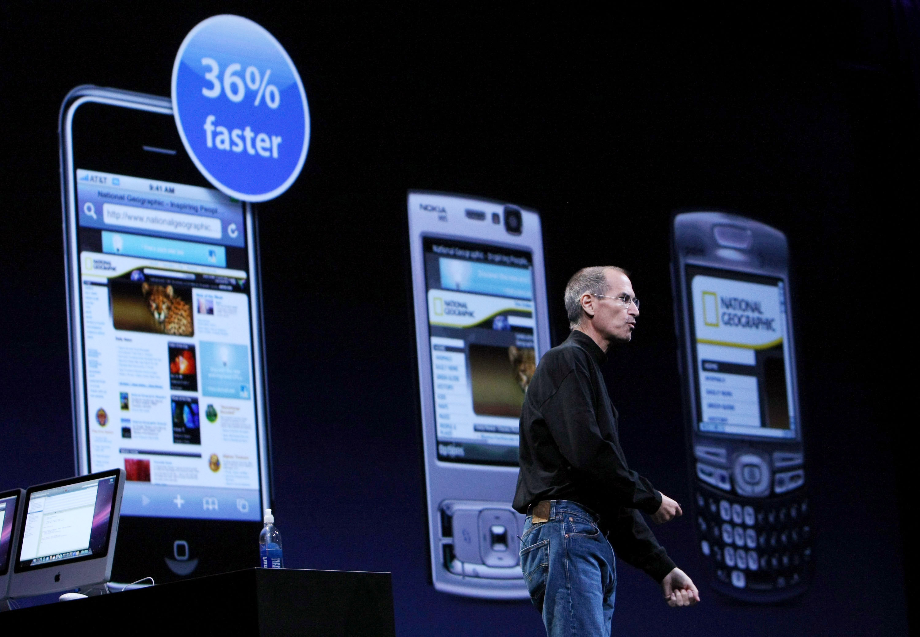 2008: The iPhone gets 3G