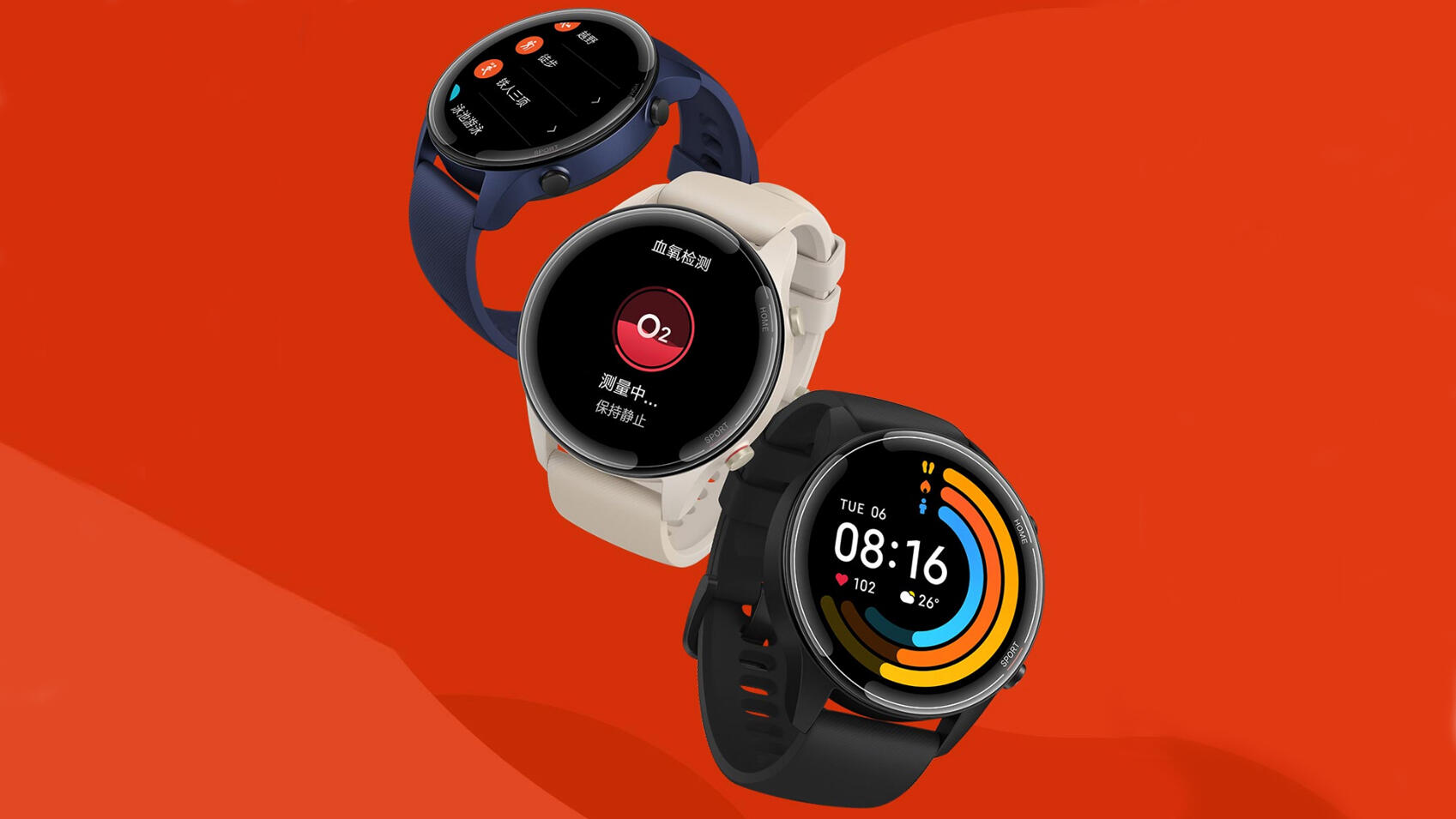 Work out with the Xiaomi Mi, a step above budget smartwatches but only 2