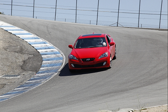 Tackling the corkscrew