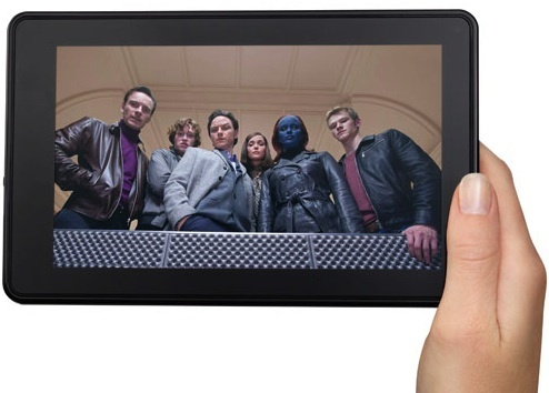 Kindle Fire: preorders on day one exceeded the orders for the three other new Kindle models combined.