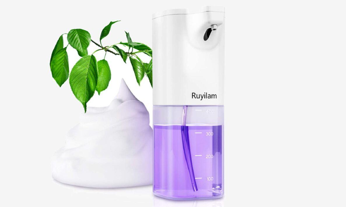 ruyilam-auto-soap-dispenser