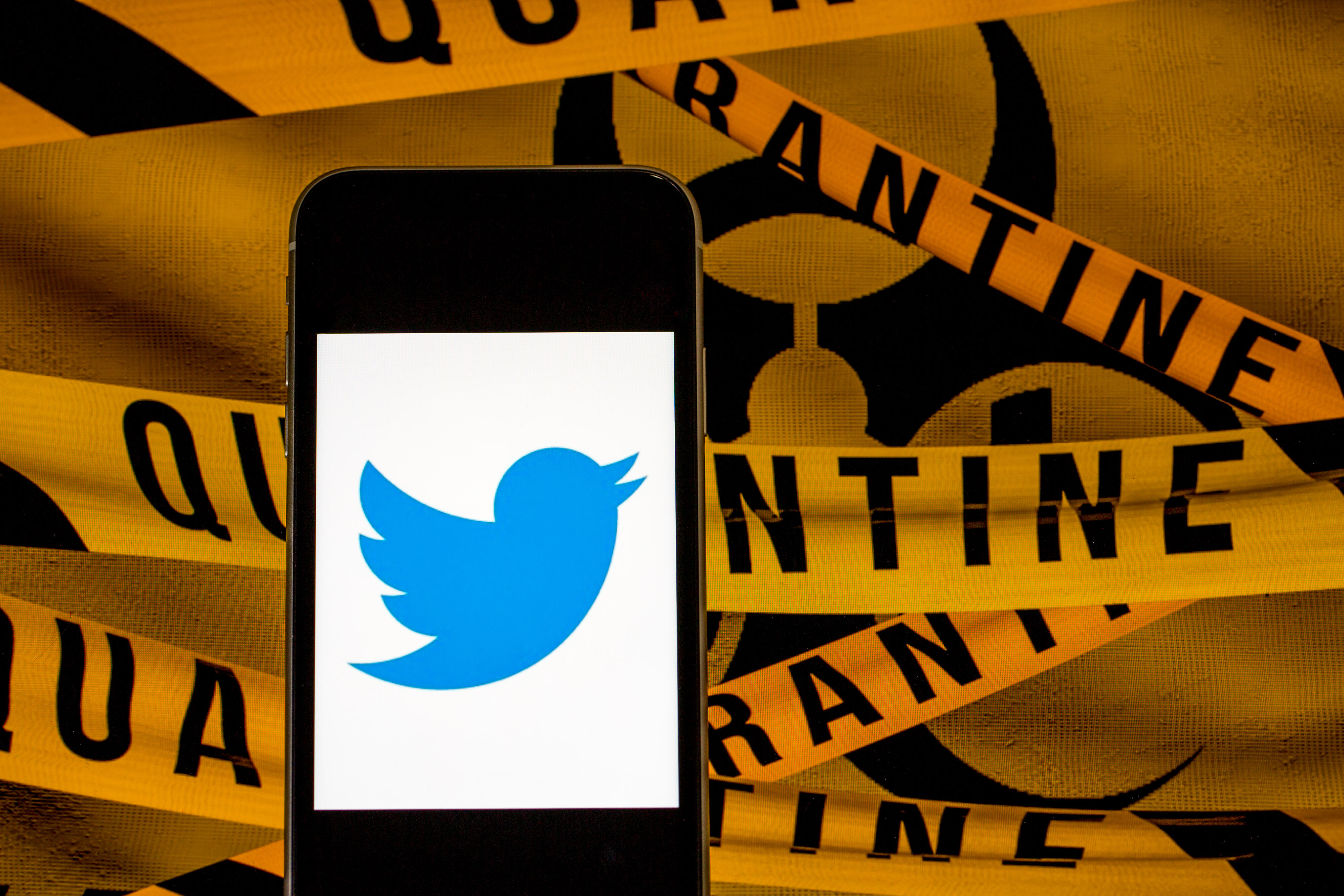 <p>Twitter reportedly removes tweets Crucial of Indian government's COVID-19 Answer thumbnail