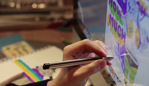The iPen 2 will let you draw on your iMac or iPad.
