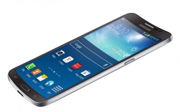 Samsung's curved-display Galaxy Round is a step in the evolution toward foldable phones.
