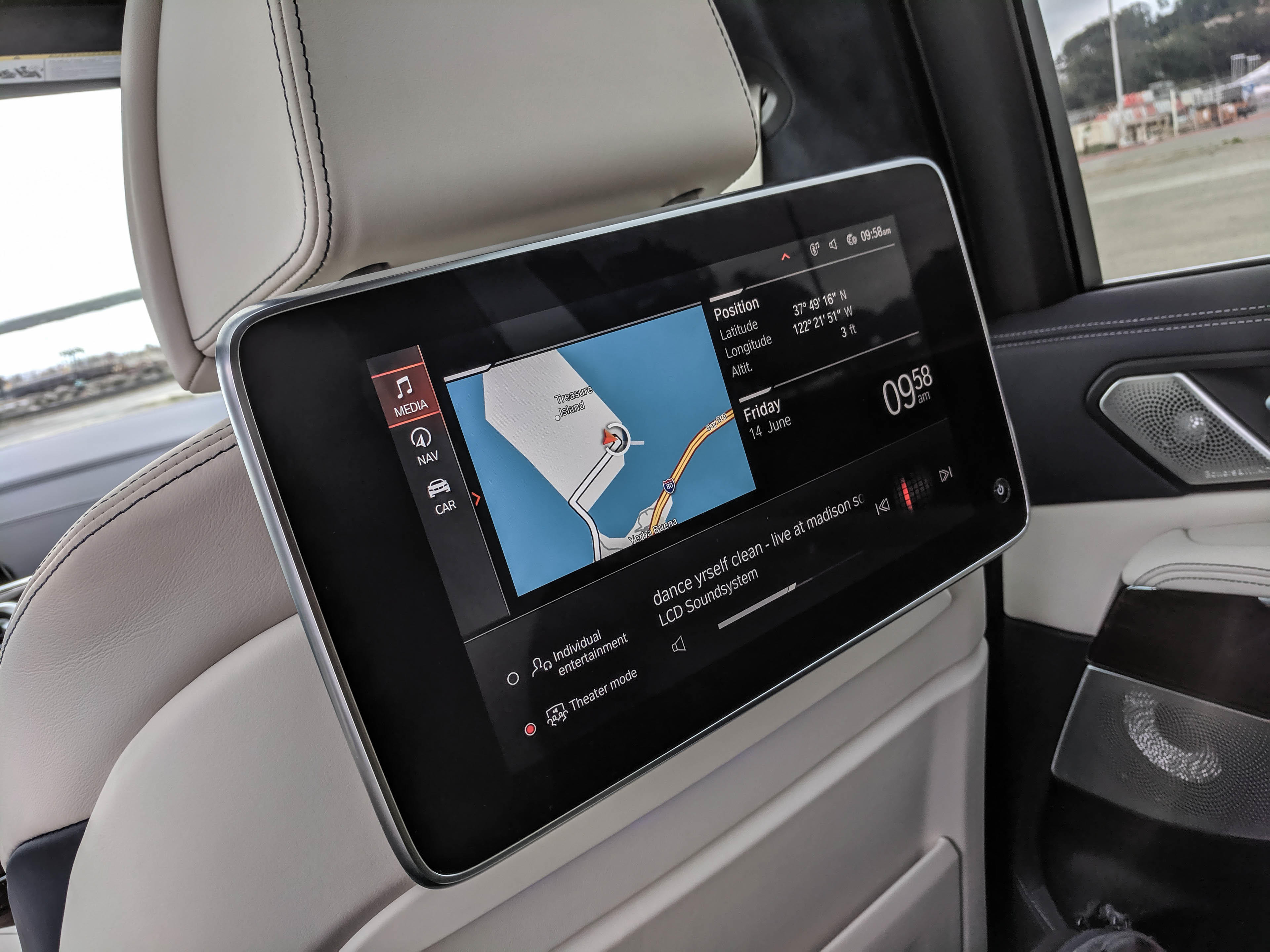Amazon Fire TV integration in cars