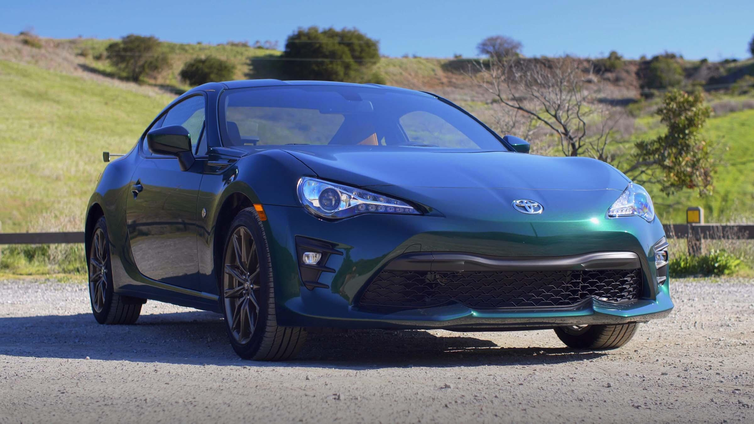 Video: 2020 Toyota 86 Hakone Edition: A slice of green heaven