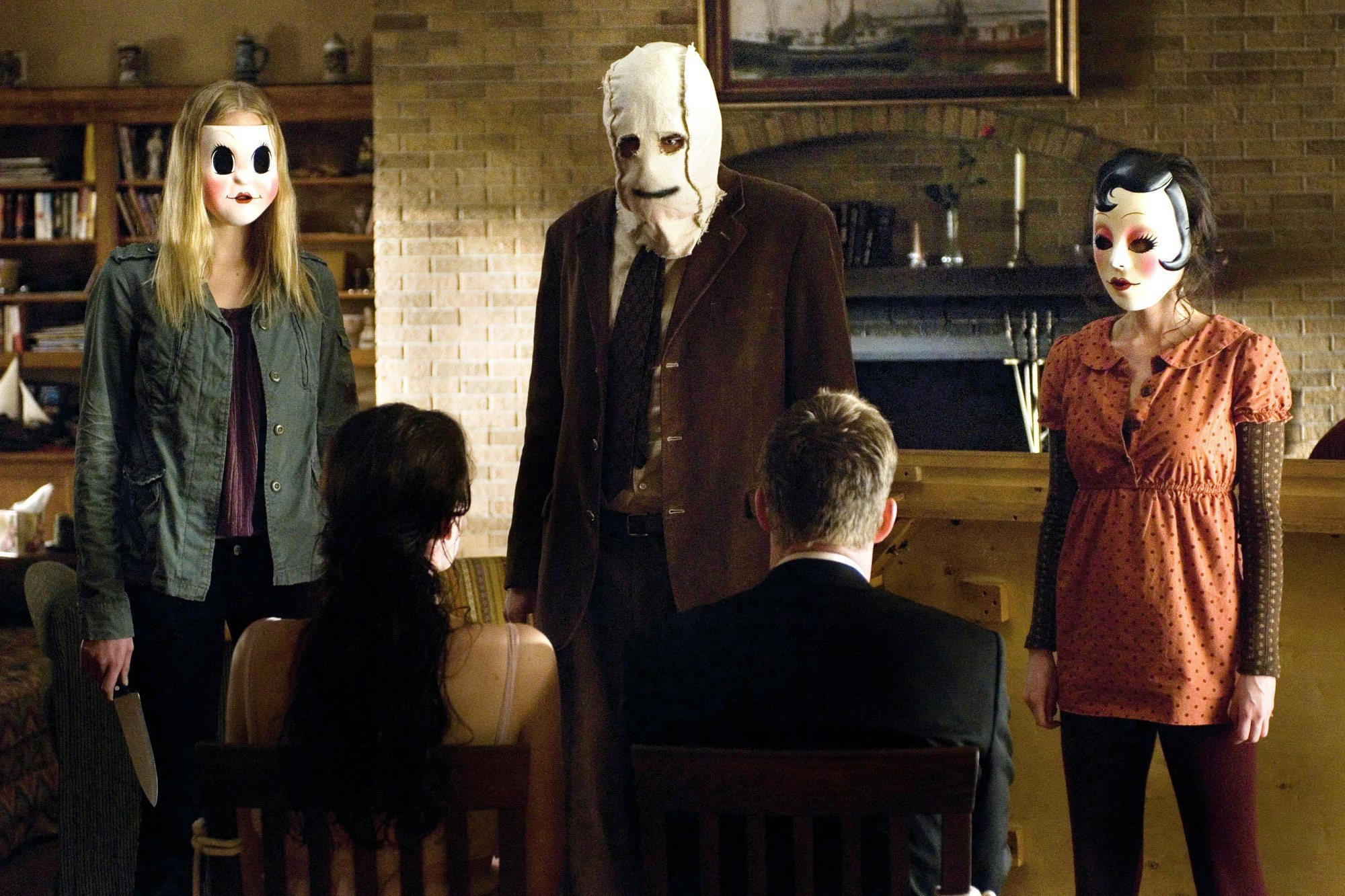 17 (tie). The Strangers: Prey at Night