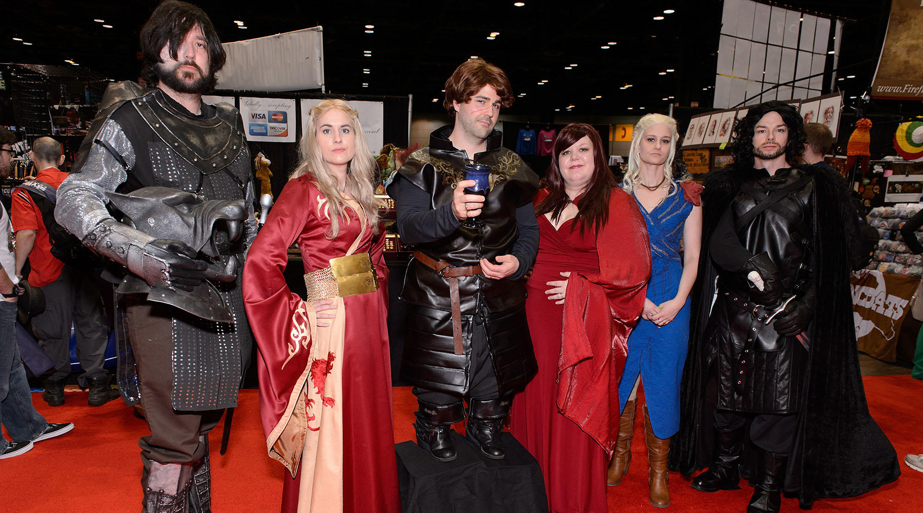 The best Game of Thrones cosplay out of Chicago