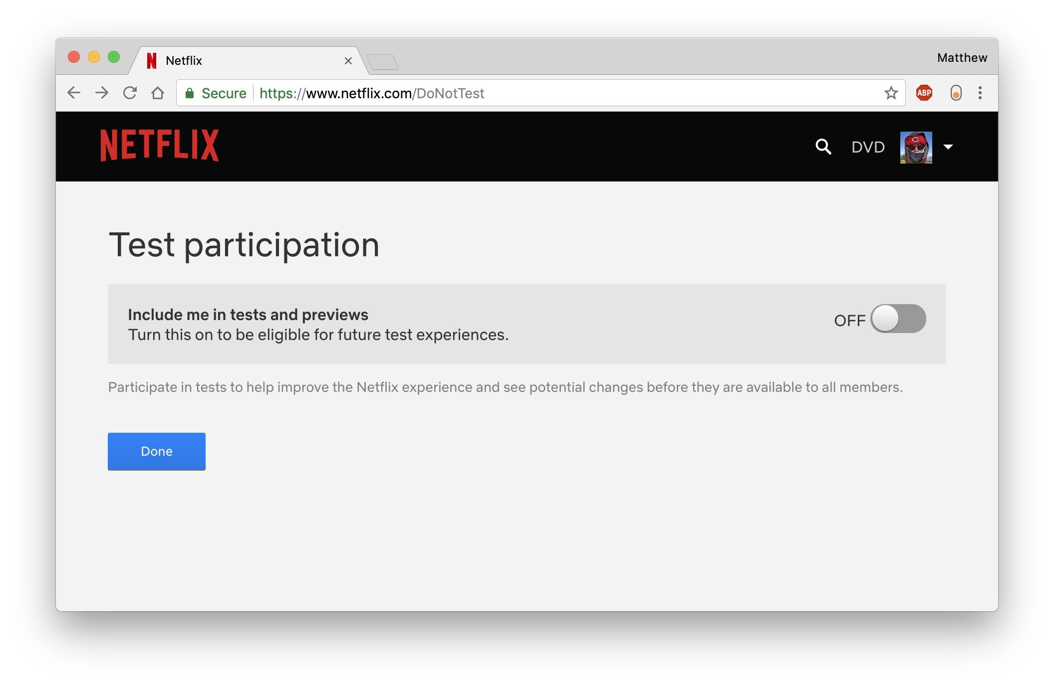 netflix-test-participation