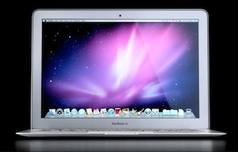 The MacBook Air is expected to be updated with Intel Sandy Bridge processors.