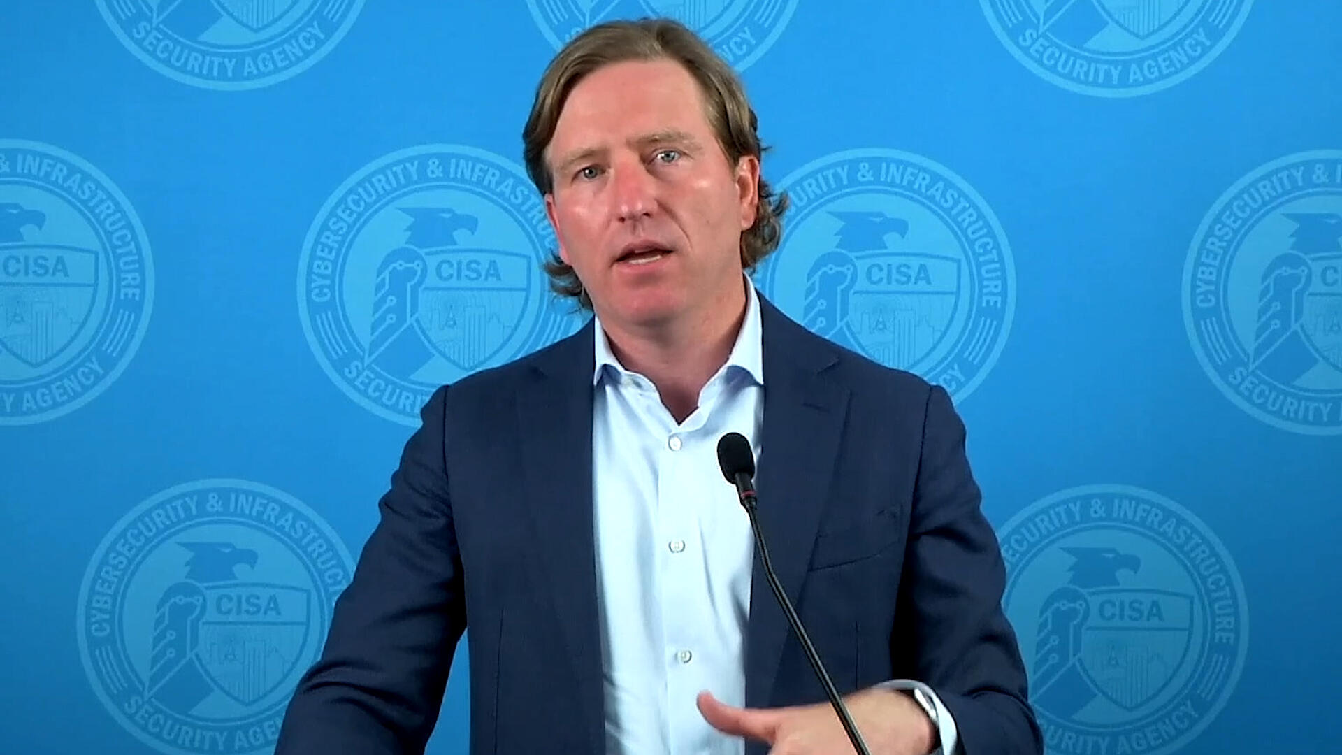 Video: CISA director: Paper record key to keeping 2020 election secure