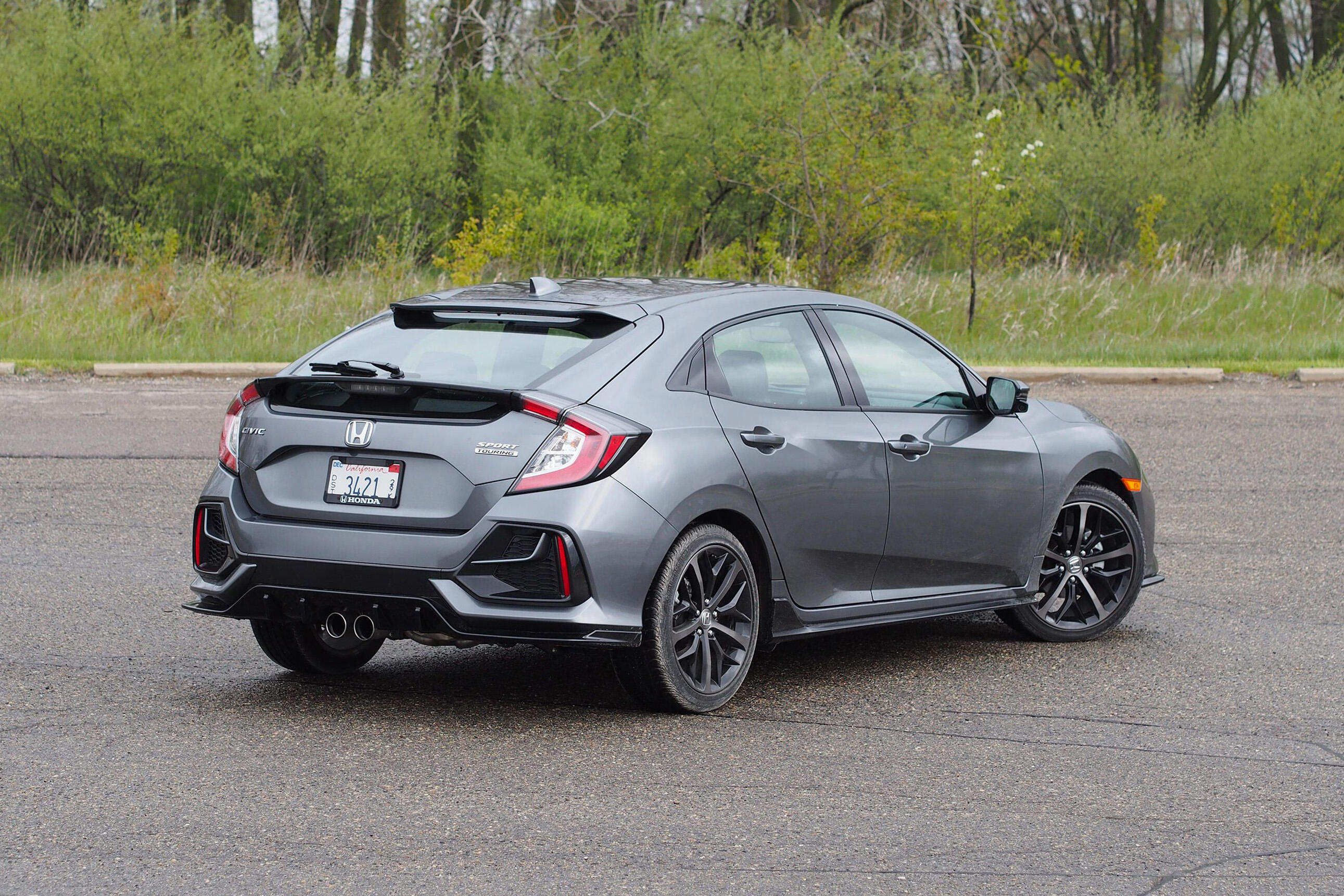 2021 Honda Civic Hatchback Reviews News Pictures And Video Roadshow