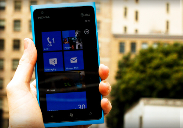 Could a tablet version of the Lumia smartphones be next on Nokia's agenda?