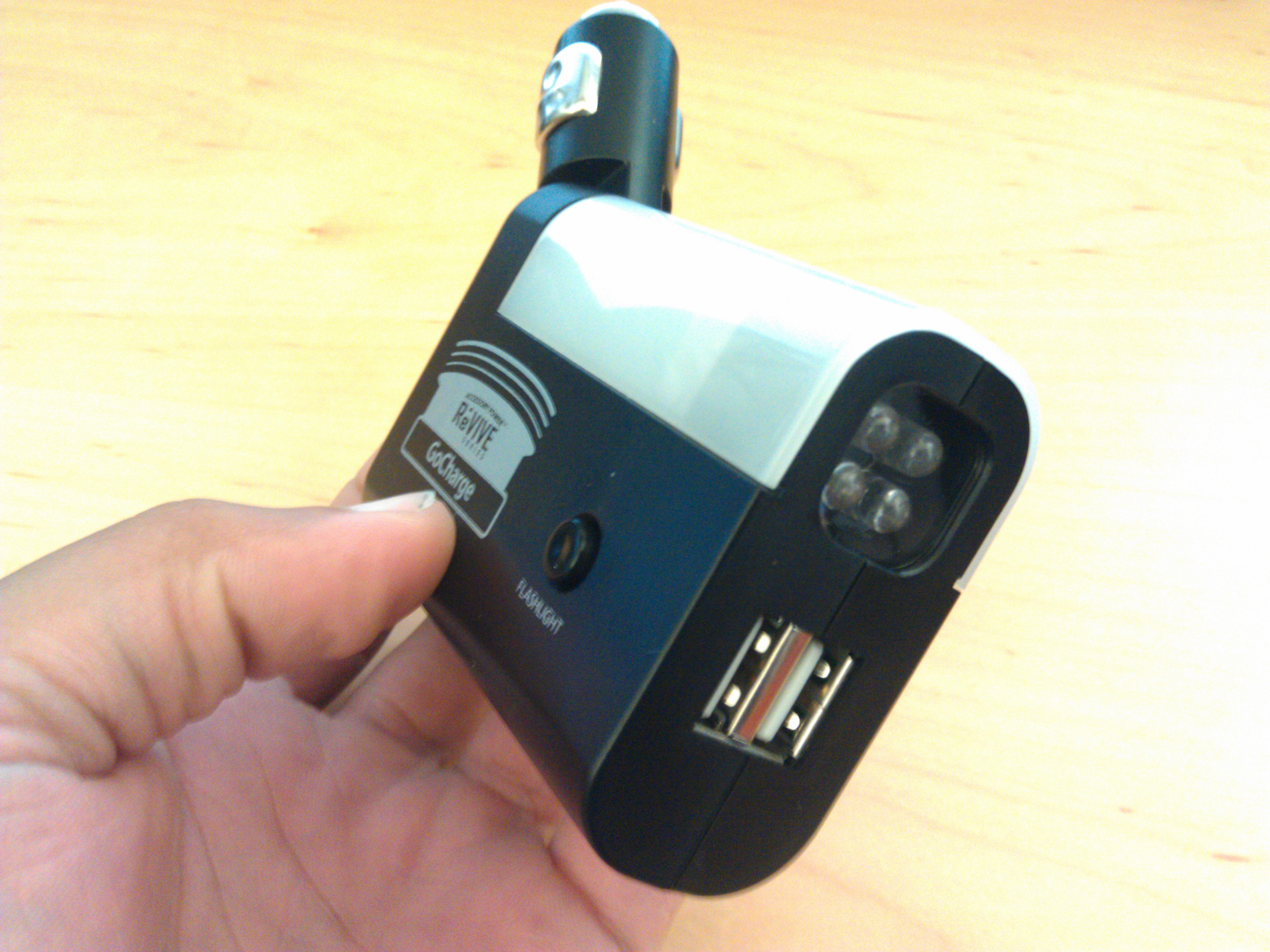 GoCharge Power Pack